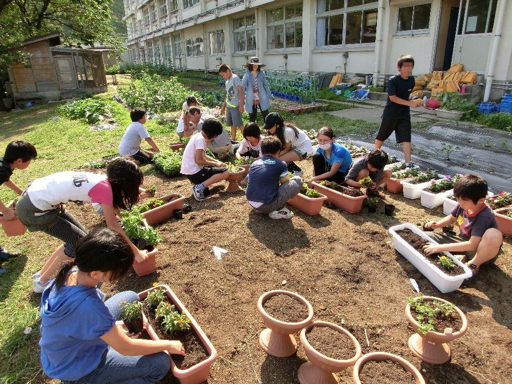 淀江小学校