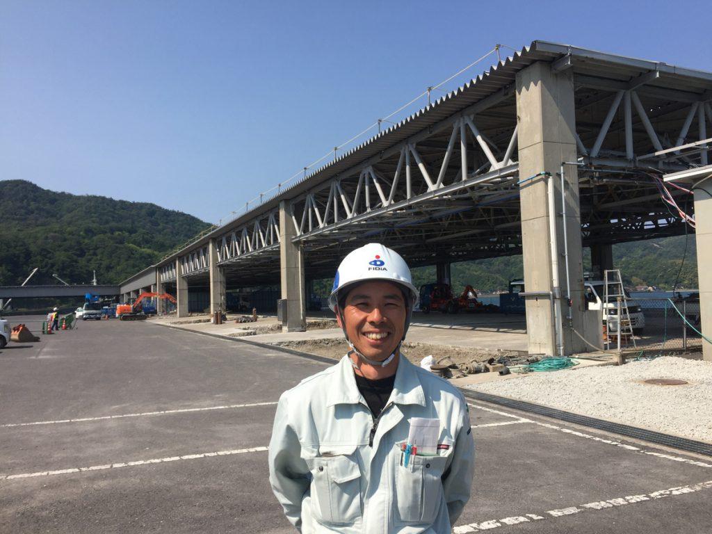 境港魚市場大規模プロジェクト